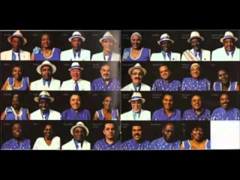 Velha Guarda do Peruche 2008 Memória do Samba Paulista (completo)
