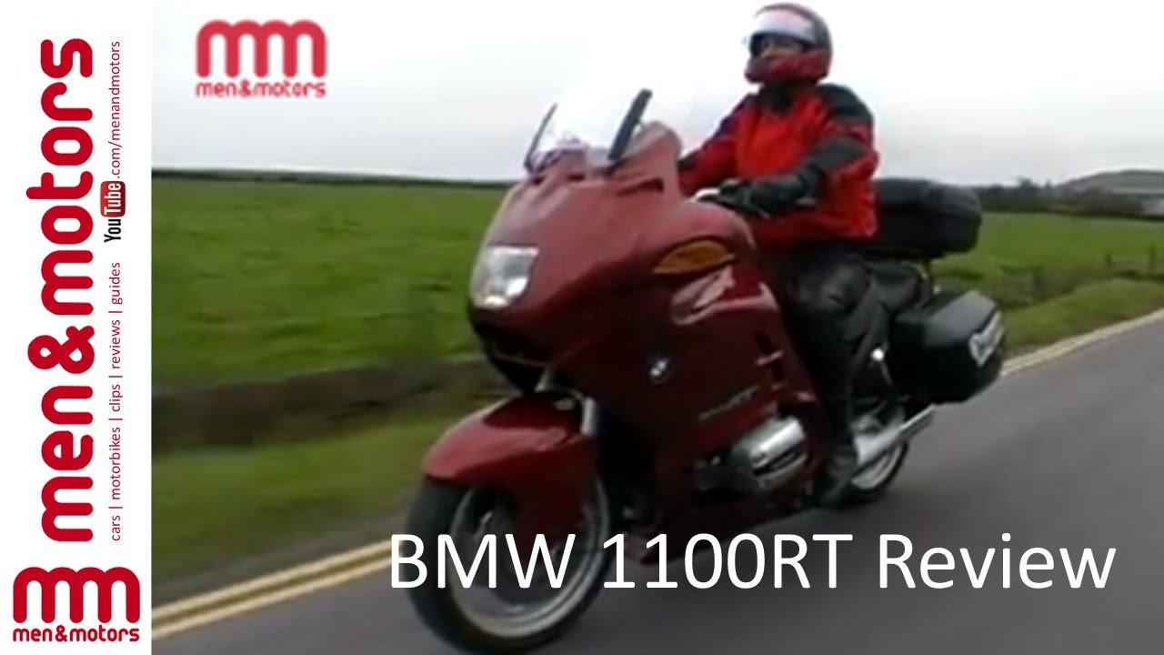 Bmw 1100rt Review 1996 Youtube