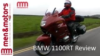 BMW 1100RT Review (1996)