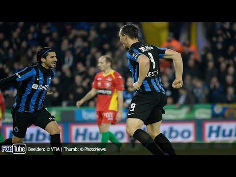 2013-2014 - Jupiler Pro League - 17. Club Brugge - KV Oostende 2-0