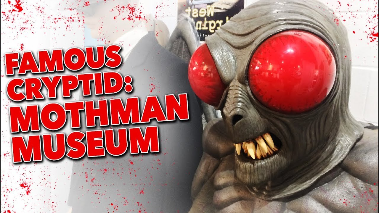 Famous Cryptid: Mothman Museum (Point Pleasant, West Virgina)