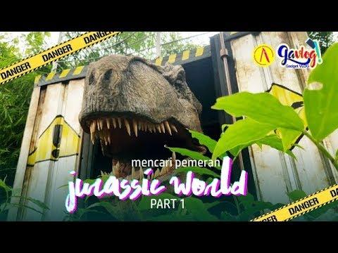 Syuting Jurassic World ada di INDONESIA ? GAVLOG! Review Kamera Video Xiaomi Mi 9