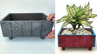 Amazing Creativity From Cement - Casting Pots From Sand Molds and Cement