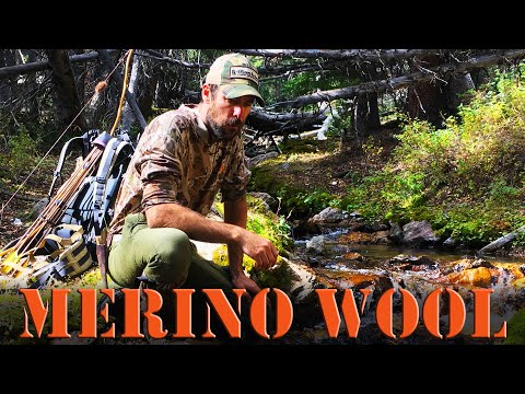 Layering Merino Wool Hunting Clothes