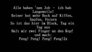 Materia - Kids (2 Finger an den Kopf) lyrics