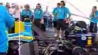 Renault F1 - La Marseillaise