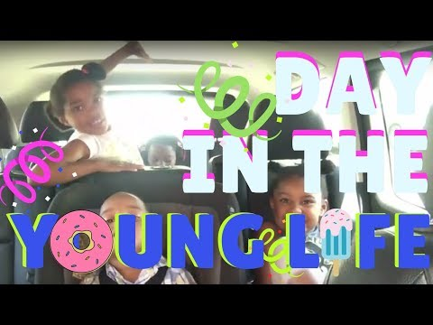 A Day in the Young Life | Jonny's Birthday, Gymnastics, Fun