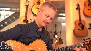 Sobell New World Acoustic Guitar Played By Stuart Ryan (Part Two)