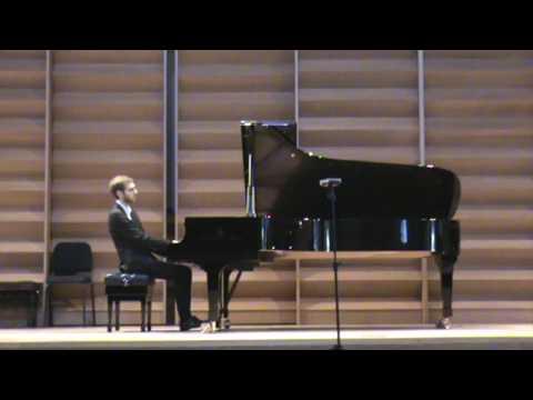J. Brahms - 7 Fantasien op. 116. & F. Chopin - Sonata n.3
