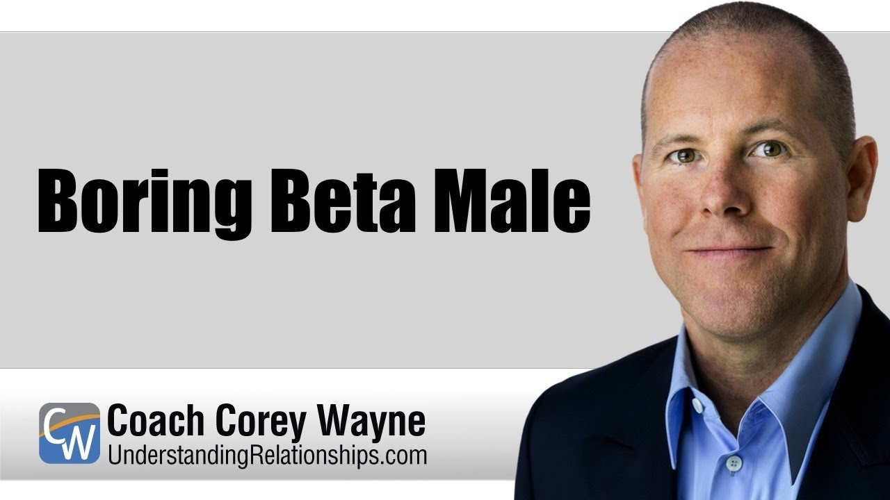 Are you dating a beta male