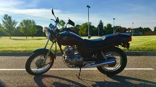 Honda Nighthawk CB250 Review