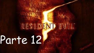 Resident Evil 5 Walkthrough ITA PC - Parte 12 - Inseguiamo Irving !!