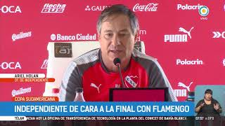Copa Sudamericana: Independiente juega la final con Flamengo | #TPANoticias