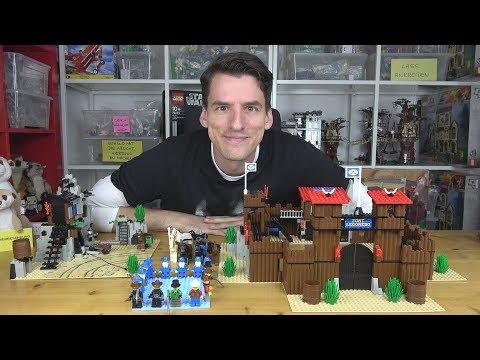 Wunderbare Westernwelten! Als es sich LEGO® noch ohne Lizenzthemen traute...