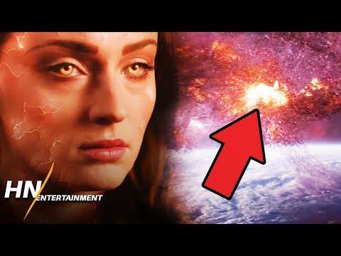 X-Men Dark Phoenix Trailer 2 BREAKDOWN