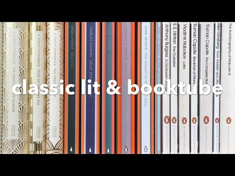 Scared Of Reading Classic Literature? Let's Talk About It! | #klassikerwoche
