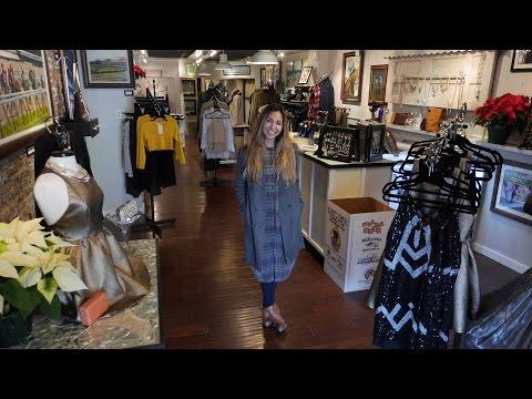 Alexis Gabriel '11: Owner, Alexis Aida Boutique