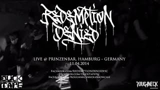 Redemption Denied Live @ Prinzenbar Hamburg (HD)