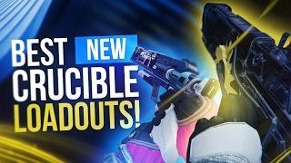 Destiny: BEST NEW WEAPON LOADOUTS! #1 (Doctrine of Passing & Trespasser)