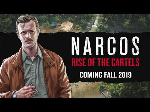 Narcos: Rise of the Cartels - Choose Your Side | DEA Trailer