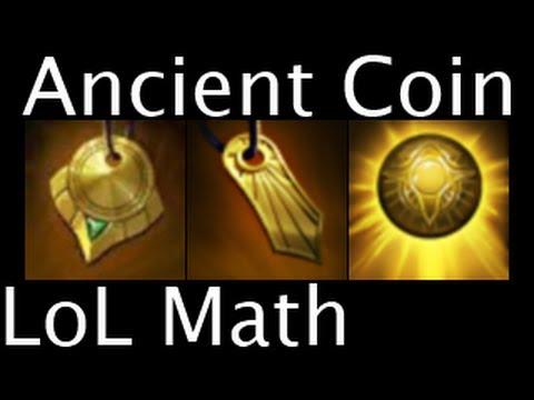 LoL Math - Ancient Coin