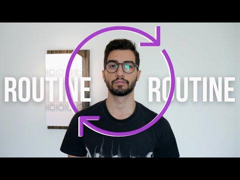 [-6] QUAL È LA ROUTINE PERFETTA PER IL BUSINESS ONLINE? | Lorenzo Campo