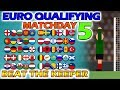 Beat The Keeper - UEFA Euro 2020 Qualifying Matchday 5