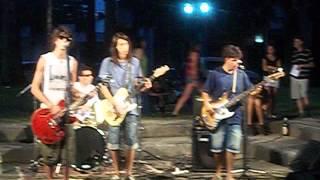 Zangalanga funk rock cover de charly garcia nuevos trapos