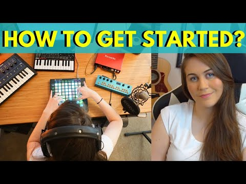 Music Production Setup for Beginners | Home Studio