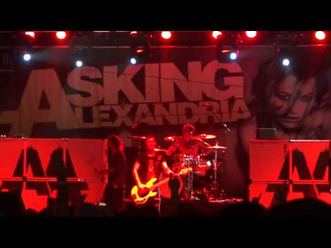 Asking Alexandria - Final Episode (Let's Change The Channel) Live @ Extreme Thing 2013