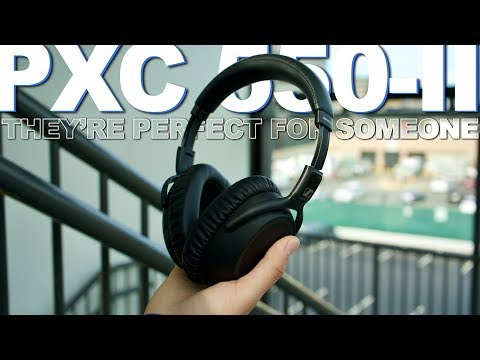 Sennheiser PXC 550-II Review - A Very Peculiar Pair Of ANC Headphones