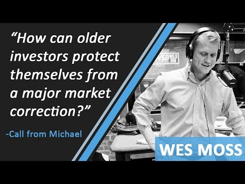 How Can Older Investors Protect Themselves From A Major Market Correction?