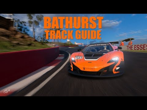 GT Sport: Mount Panorama - Circuit Experience Guide - 2:03.316 TOP 10 TIME