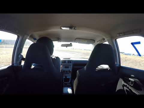 I-80 Speedway Nebraska RallyCross Nov 19 2017 8th run