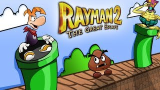 Rayman 2 - The Lonely Goomba