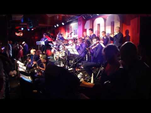 Hot Waffle Big Band at The 100 Club, 24.09.12 (HD)