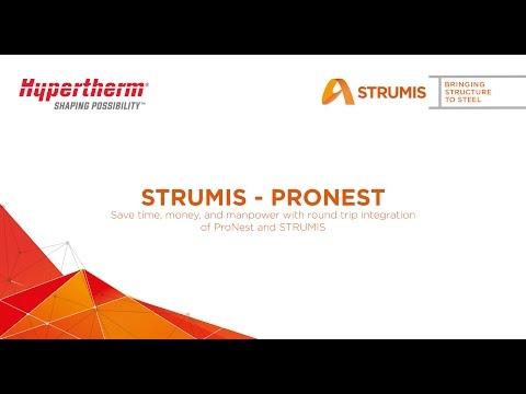 STRUMIS Integration With ProNest.