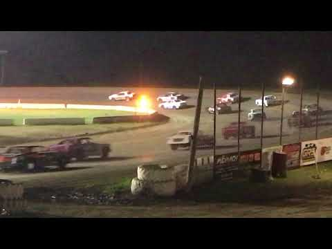 Jamestown Speedway Street Stock Feature