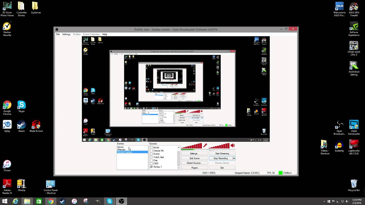 how to get voice meter to work with obs