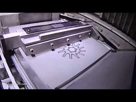 3D metal laser sintering hybrid milling machine demo | LUMEX Avance-25