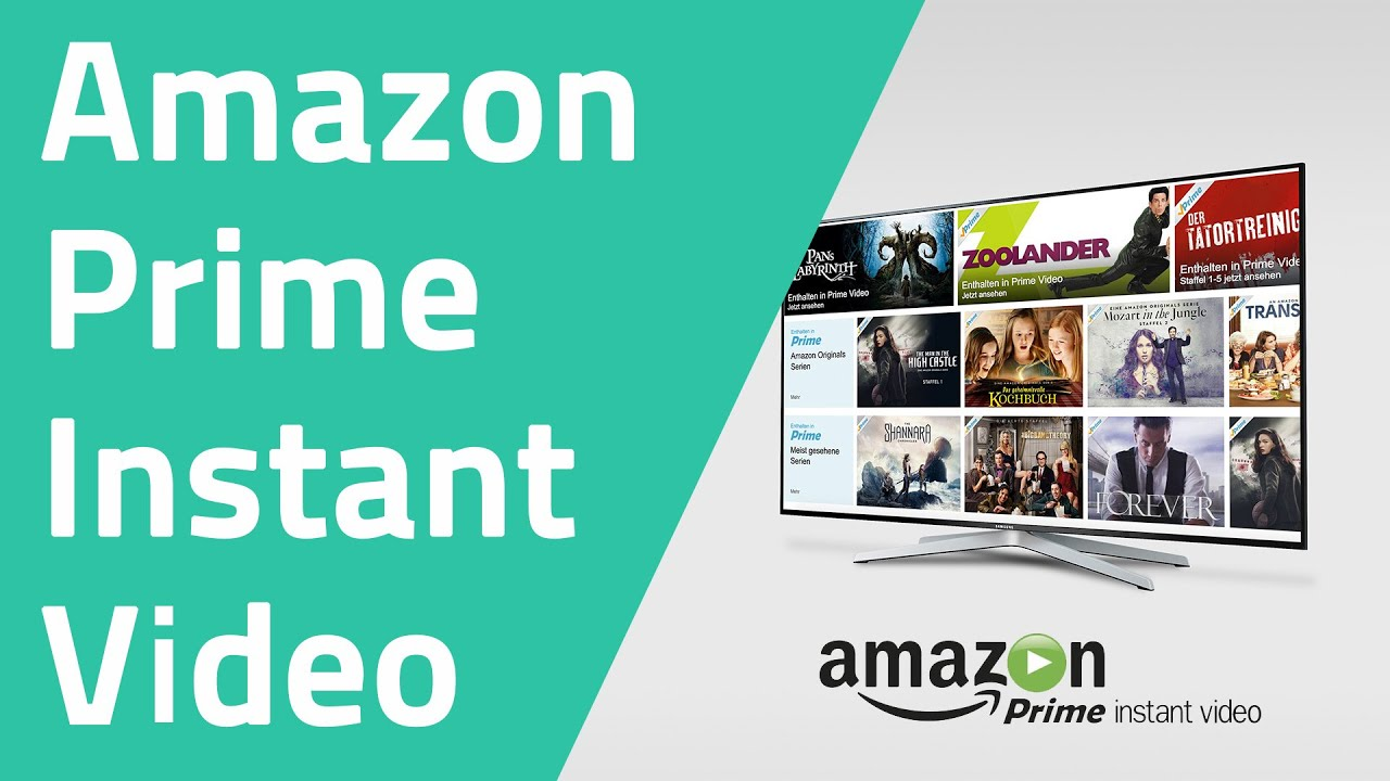 amazon prime instant video im test feat tutorialcenter youtube. Black Bedroom Furniture Sets. Home Design Ideas