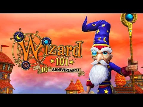 Wizard101: WIZARD CITY IS ACTUALLY FREE!!