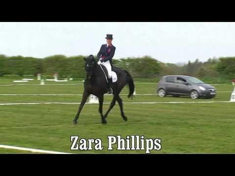 Burnham Market international horse Trials. CIC Dressage 15th April 2011