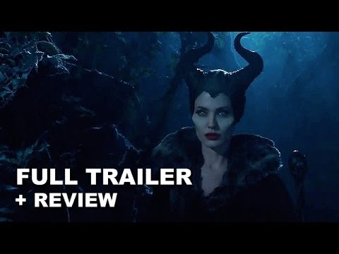Maleficent 2014 Official Trailer Trailer Review Angelina Jolie Hd Plus