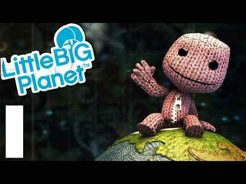 NUEVA SERIE! Little Big Planet! Capitulo 1!