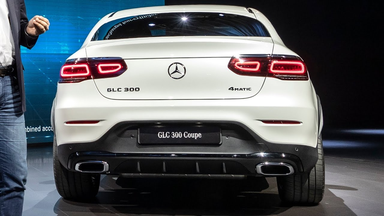 2020 Mercedes Glc Coupe Presentation Updated Glc Suv Youtube