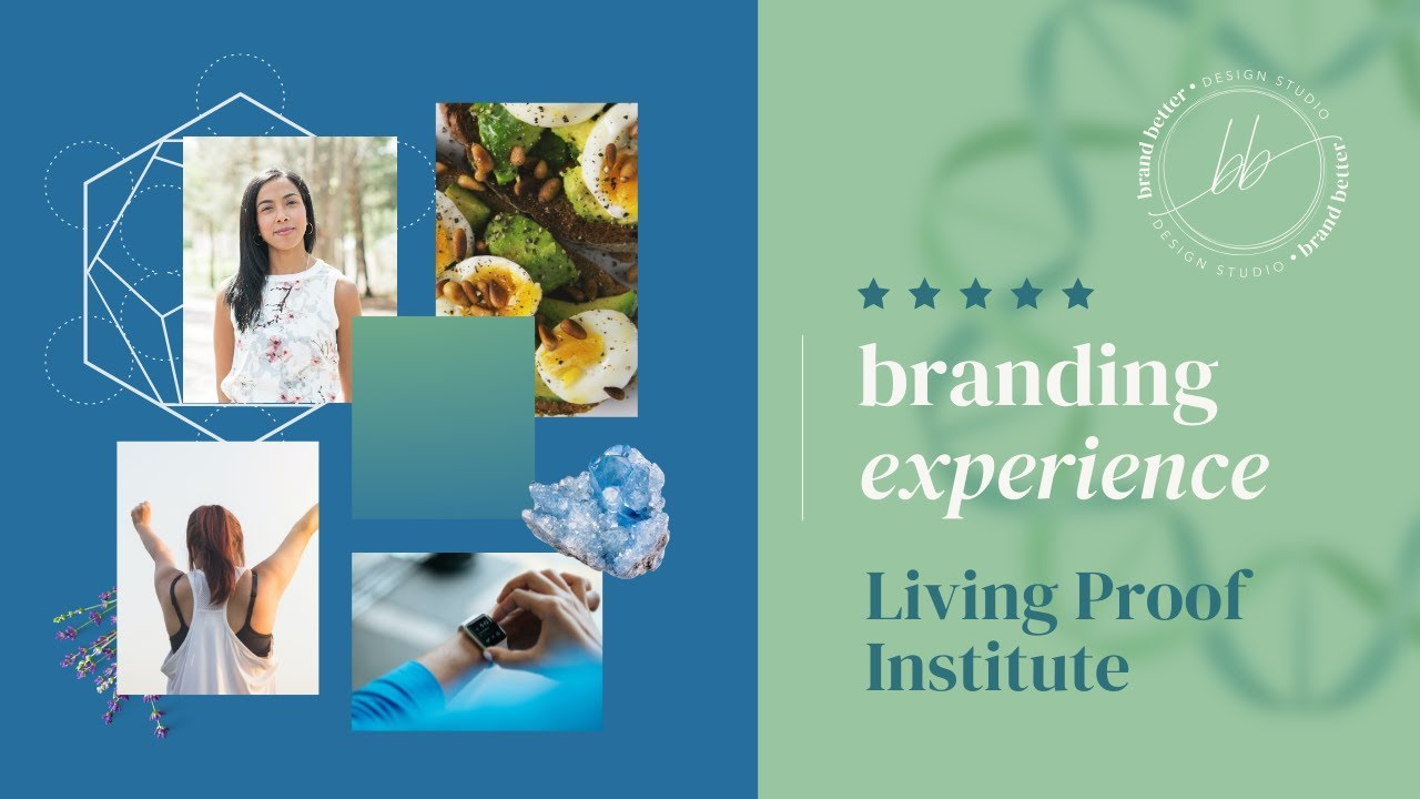 Dipa Chauhan's Branding Experience - Living Proof Institute by Brand Better