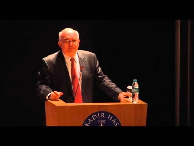 Kemal Derviş'in TÜSİAD CEO Forum Toplantısı Konuşması - 5 Ekim 2013