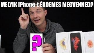 Melyik iPhone-t érdemes megvenned? (2018)