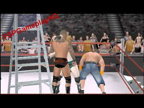 WWE SmackDown vs. Raw Cheats Codes and Secrets for PSP - GameFAQs